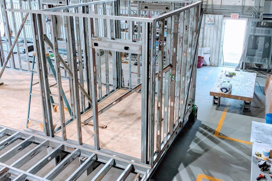 Cold Form Steel Framing